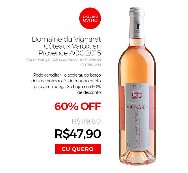 Domaine de Vignaret Provence 2015
